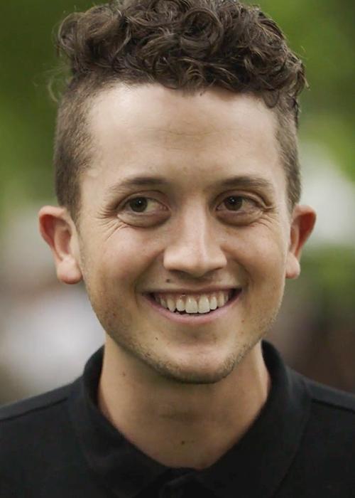 Jacob of Encircle at Utah Pride