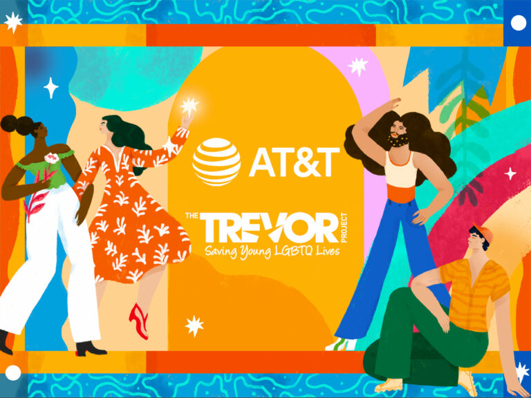 AT&T Trevor Project 2021